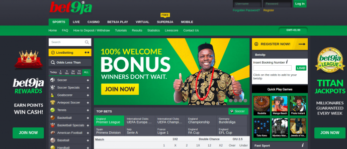 Bet9ja Mobile Review – How to Play and Win a Bonus of N100,000