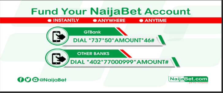naijabet mobile cash ussd